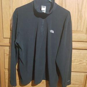 NorthFace TKA 100 1/4 zip mens fleece (L)